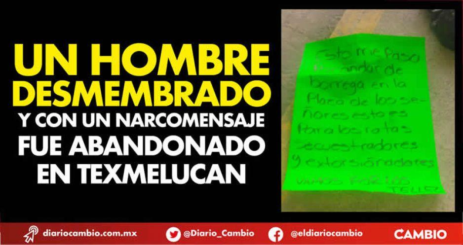 Fin de semana sangriento en Puebla: descuartizados, balaceras y hasta hallazgos de fosas clandestinas (VIDEO)