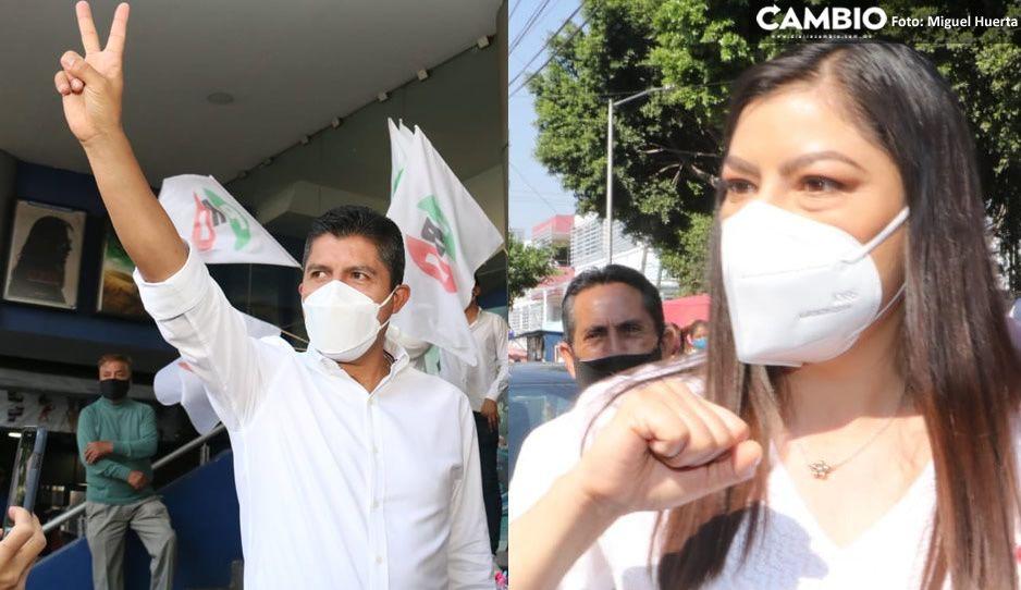 Acusa Lalo que súper trifulca de ambulantes es por malos resultados de Claudia (VIDEO)