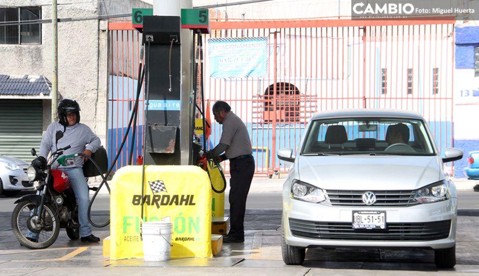 Detectan 34 gasolineras transas en Puebla: usan rastrillo para no dar litros completos