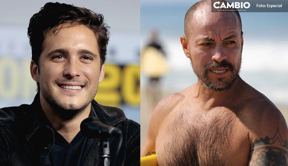 """Diego Boneta deja atrás a Luis Miguel para protagonizar al surfista Carlos """"Coco"""""""