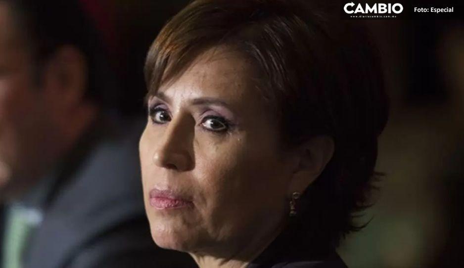 """¡Cinismo! Rosario Robles propone pagar """"raquítica"""" multa por caso de Estafa Maestra"""