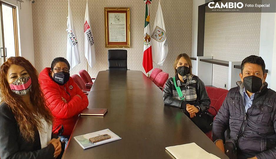 Regidores héroes de Tecamachalco acusan a Marisol y compinches de no realizar más sesiones de Cabildo