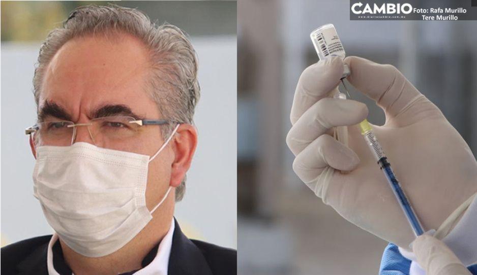 Estrategia de vacunación para maestros poblanos aún no está definida: SSA