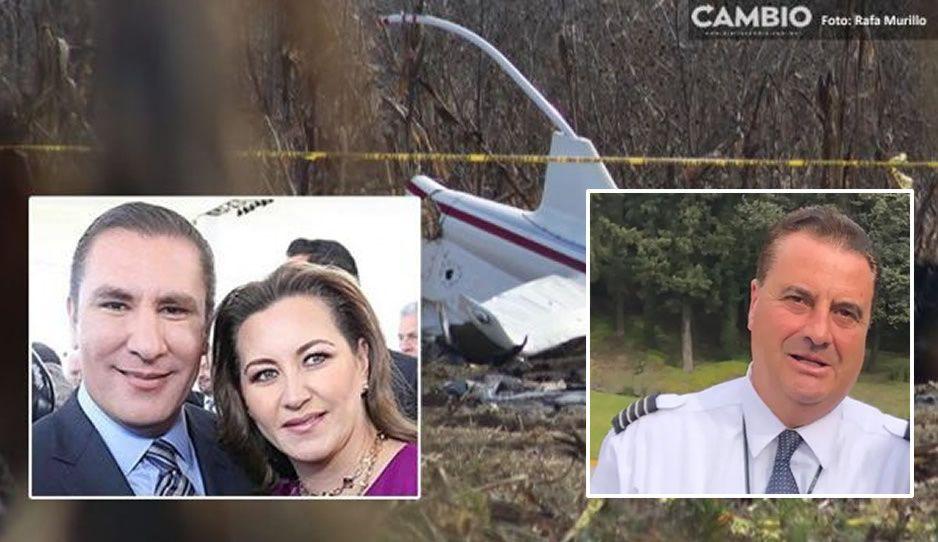 Coppe iba intoxicado, aspas destrozaron cuerpos de los Moreno Valle: nuevas revelaciones del helicopterazo