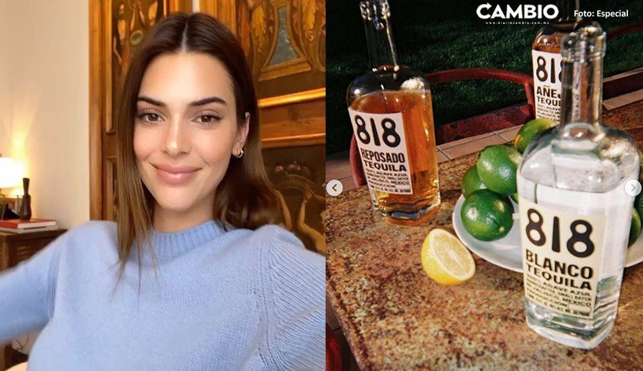 ¡Eso es apropiación cultural! Kendall Jenner lanza su marca de tequila y usuarios se quejan