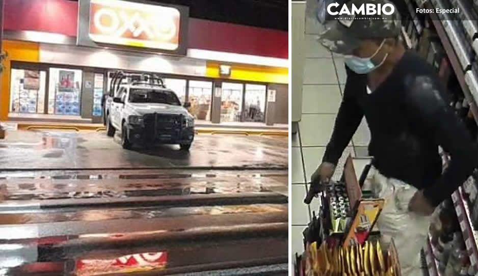 Se disparan asaltos a tiendas de conveniencia en Tehuacán, autoridad descarta reforzar seguridad