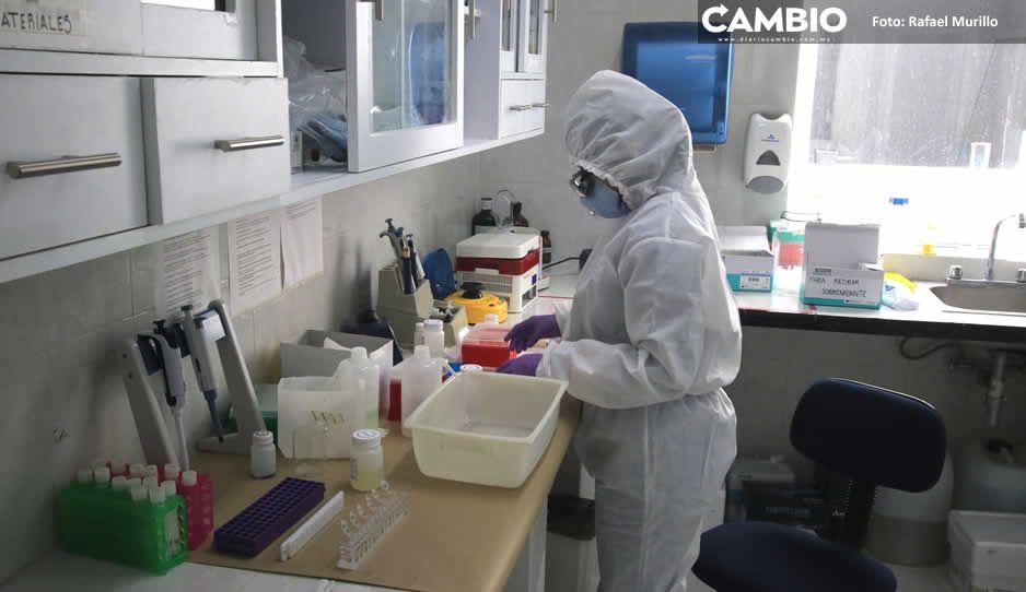 SSA detectó más de 700 casos de variantes de COVID en Puebla: Delta es la más común