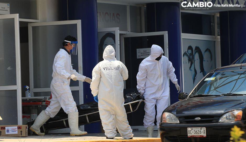 Pandemia sigue a la baja en Puebla: 12 decesos y 11 nuevos contagios
