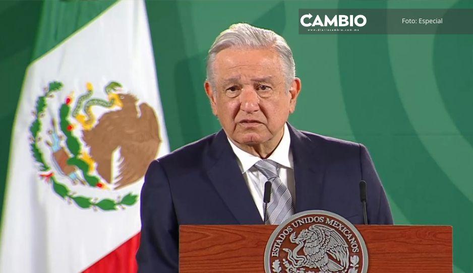 No queremos que México se convierta en un campamento de migrantes: AMLO