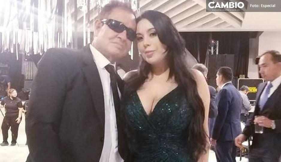 Está pasando un momento complicado; revelan que la prometida de Sammy Pérez tiene Covid
