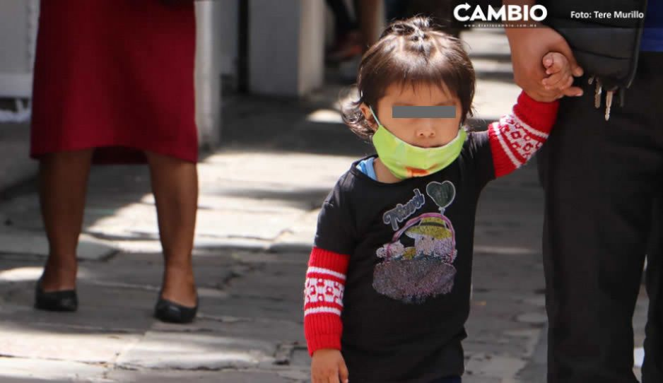 Puebla cuarto estado con más niños con comorbilidades que solicitan vacuna vs Covid (VIDEO)