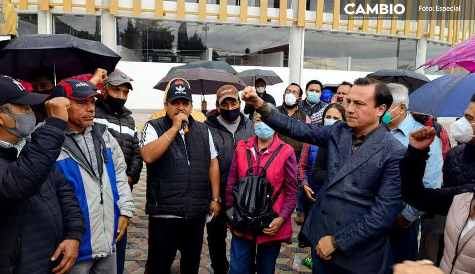 Nacho Mier Bañuelos confirma que construirá el nuevo campus de BUAP en Tecamachalco