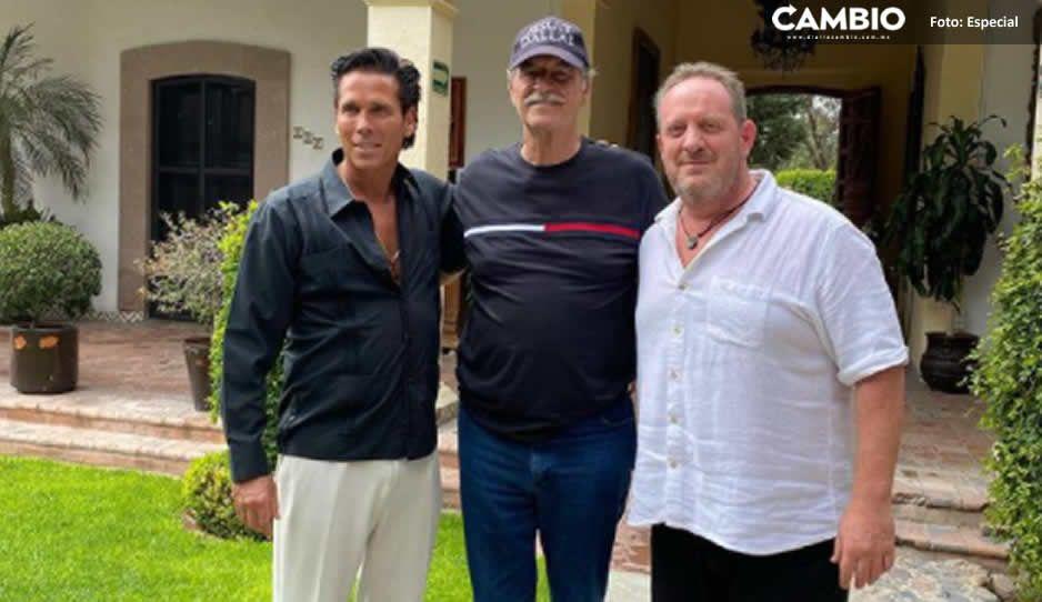 El mirrey Roberto Palazuelos y Vicente Fox abrirán tienda de marihuana en Guanajuato