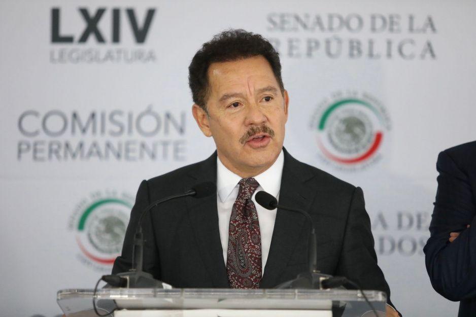Se someterá a votación periodo extraordinario para desafuero de Huerta y Toledo: Nacho Mier