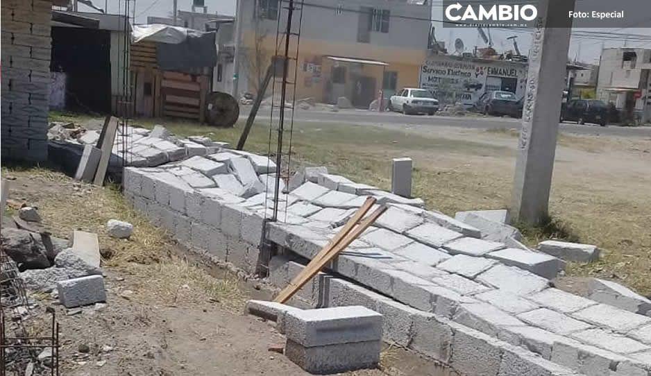 El Ayuntamiento deja a la deriva a abuelitos a los que les tumbó su casa