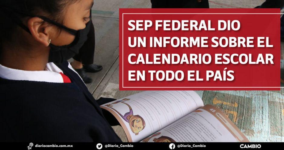 En Puebla y 11 estados más el regreso a las aulas será en agosto (VIDEO)