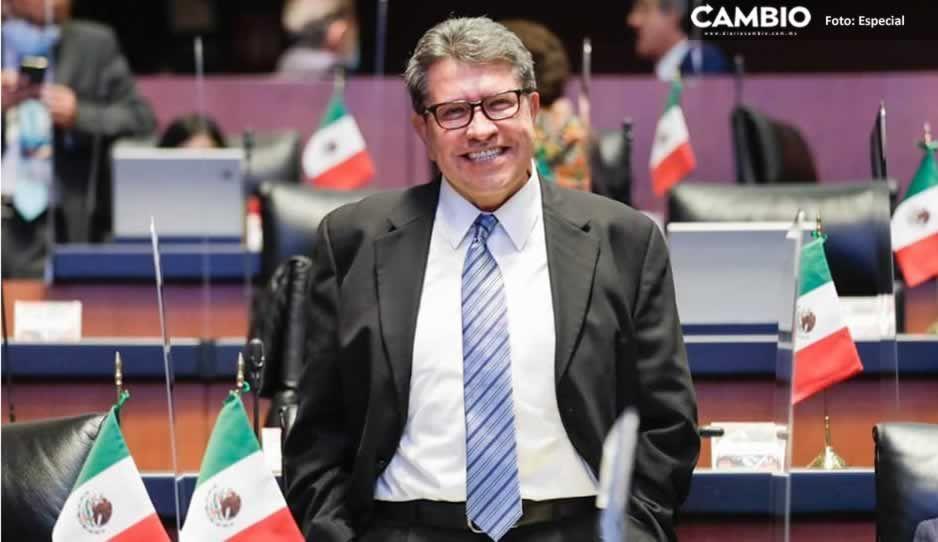 Monreal pide elección para definir candidato presidencial de Morena en 2024