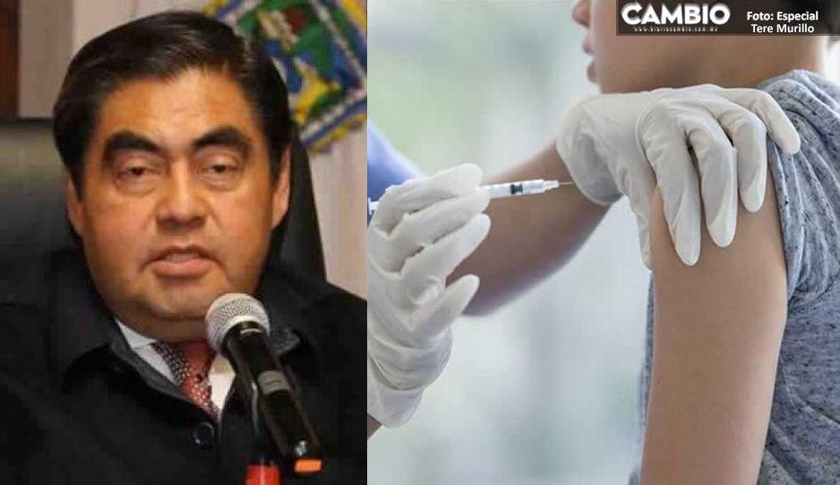 Barbosa ordena a SSA vacunar a menores de edad que ganaron amparos