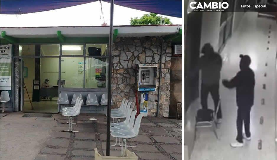 Hartos de la inseguridad, personal del IMSS en Villa Atencingo prepara manifestación