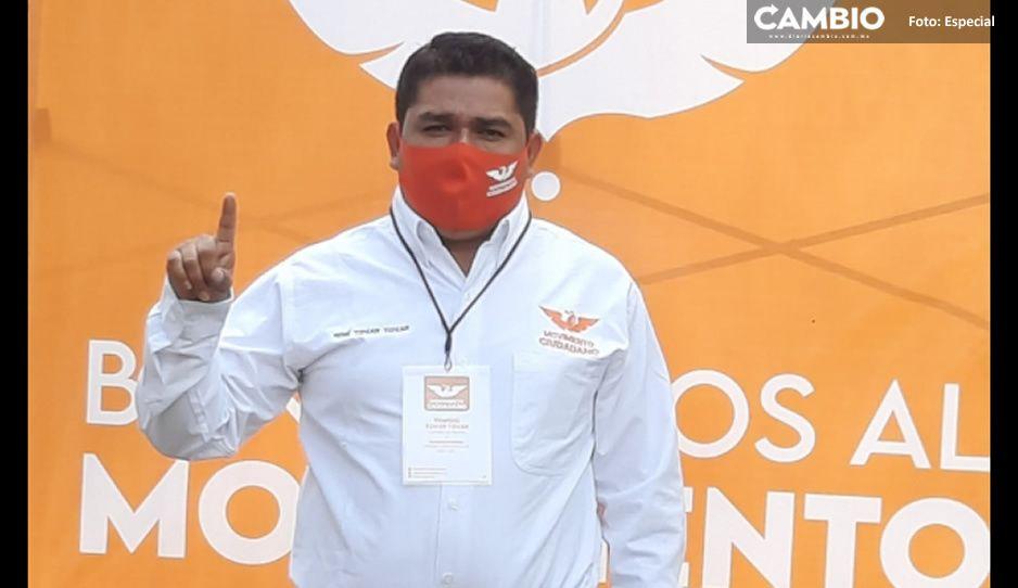 Balean hasta asesinar a candidato de Movimiento Ciudadano en Veracruz