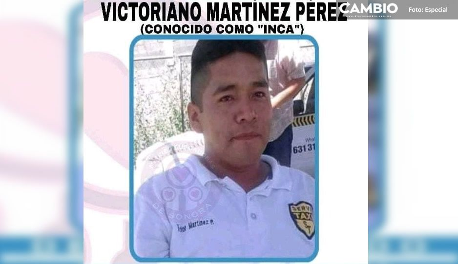 Hallan en fosa clandestina de Sonora a Victoriano; familiares piden ayuda para trasladar restos (VIDEO)