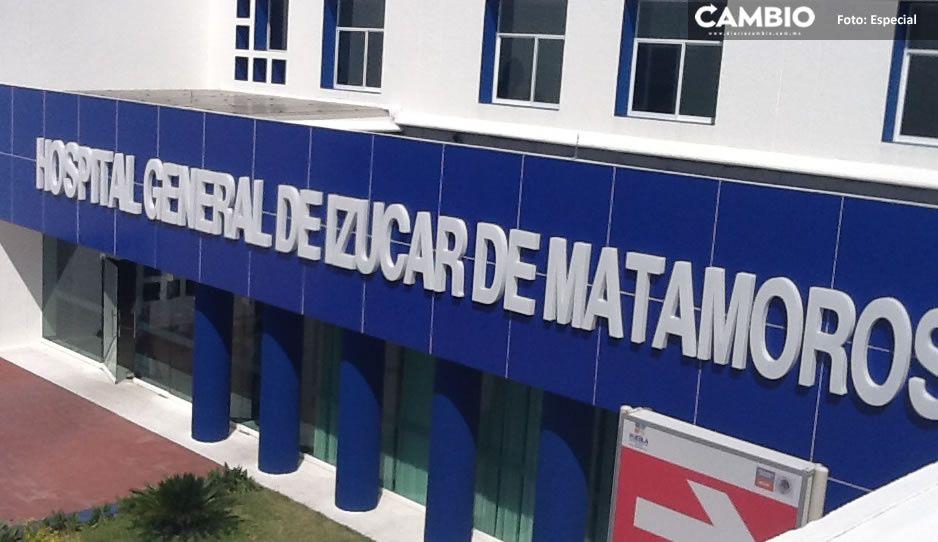 ¡Pánico en Izúcar! También el Hospital General de la Mixteca está a punto de colapsar