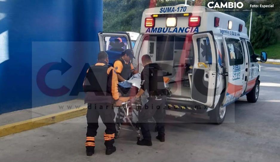 ¡Tragedia! Embarazada pierde a su bebé tras ser brutalmente golpeada y baleada en Teziutlán