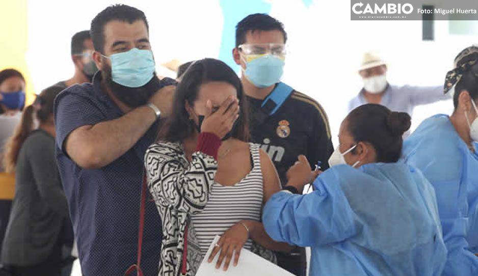 ¡Atención millennials y Chavorrucos! Domingo inicia segunda aplicación de vacunas Aztrazeneca,  Sinovac y Pfizer en la capital