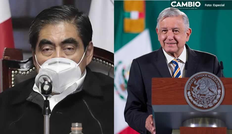 Agradece Barbosa a AMLO enviar más recursos a Puebla en el PEF 2022 (VIDEO)