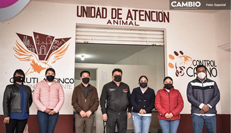 Lupita Daniel inaugura Unidad de Atención Animal, se dará atención médica a bajo costo