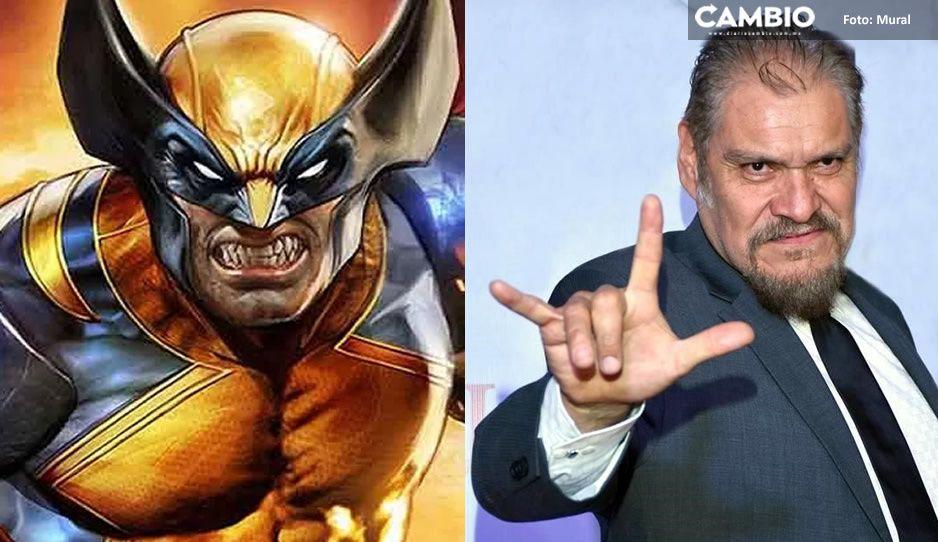 Marvel confirma que el actor mexicano Joaquín Cosío será Wolverine