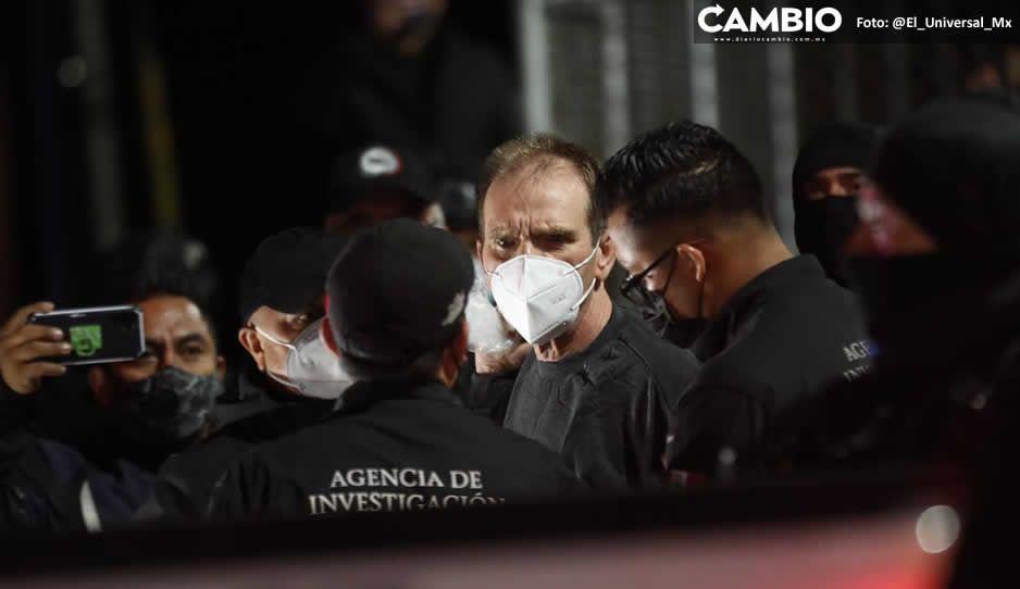 El Güero Palma sale de prisión tras ser absuelto por el juez (VIDEO)