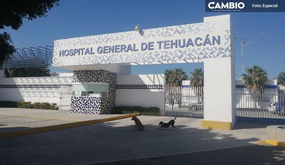 Reportan desabasto de medicamentos para diabéticos e hipertensos en Hospital General de Tehuacán