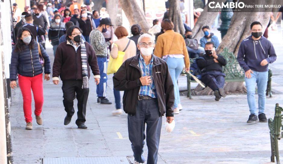 Después de un año, mexicanos perciben disminución de contagios de Covid, según encuesta