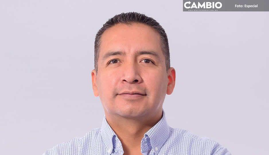 Ofrece Edmundo Tlatehui trabajo conjunto con Barbosa a favor de San Andrés Cholula