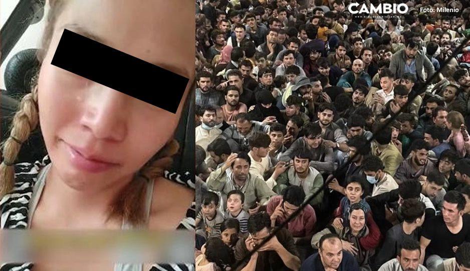 Moriremos lentamente… no contamos porque nacimos en Afganistán: niña desesperada rompe en llanto (VIDEO)