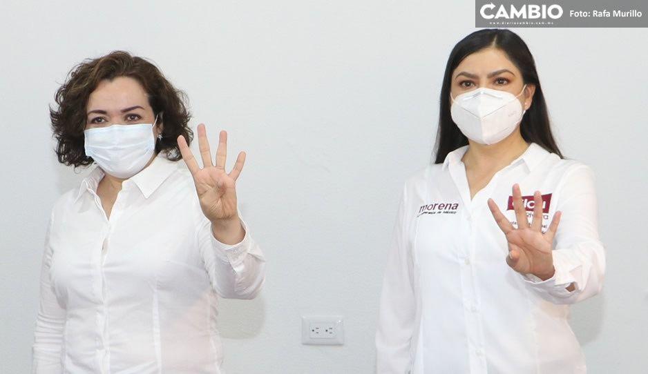 Liza Aceves se baja del barco: renuncia a la coordinación de campaña y se va de directora del SNI al Conacyt