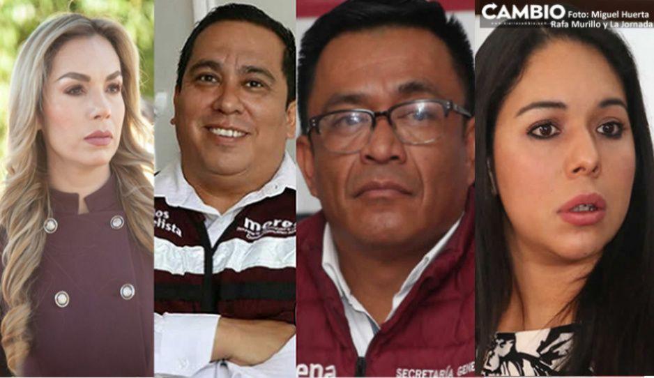 Impugnan ante el TEPJF  designaciones en lista pluris de Morena