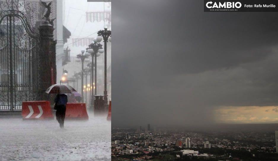 Tormenta Tropical Nicholas afectará a Puebla