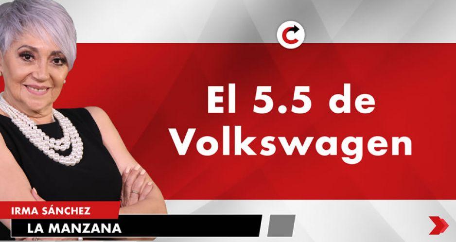 El 5.5 de Volkswagen
