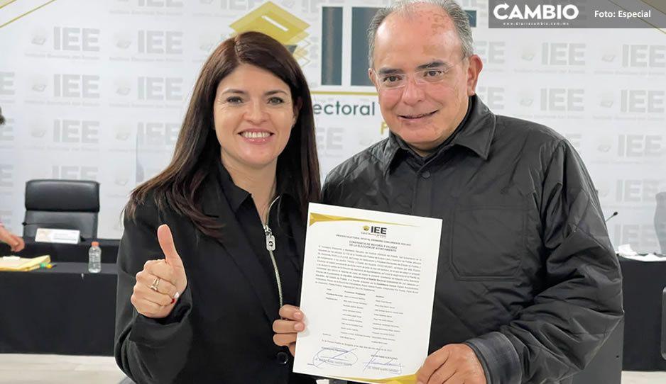 Pepe Márquez candidato del PRIANRD gana alcaldía de Zacatlán
