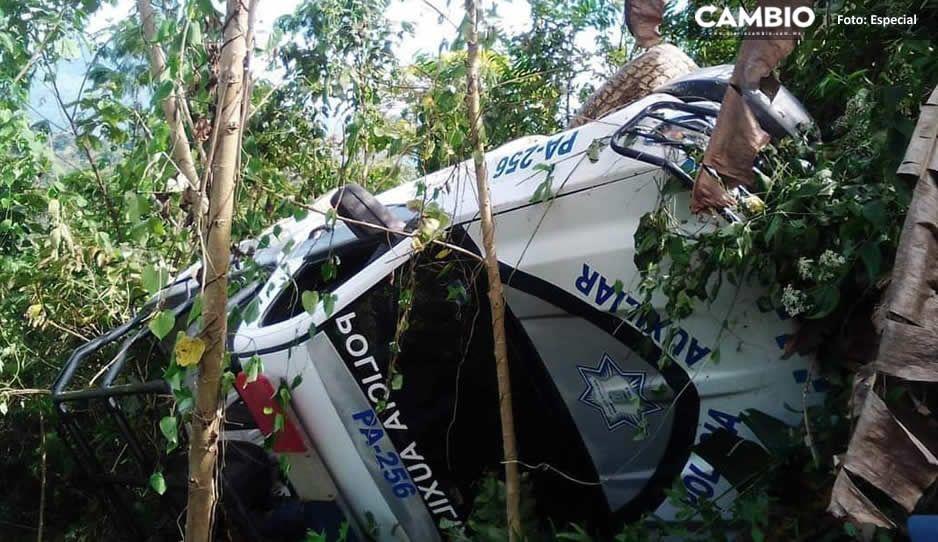Muere policía y tres resultan heridos en Tehuacán; iban a entregar apoyos a la Sierra Negra