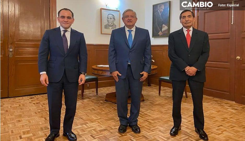 AMLO anuncia enroques en su gabinete: Herrera a Banxico y Ramírez en Hacienda