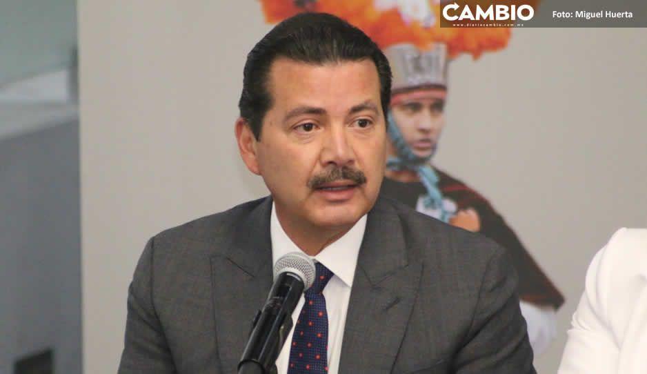 Arriaga levanta la mano para la dirigencia estatal de Morena en Puebla
