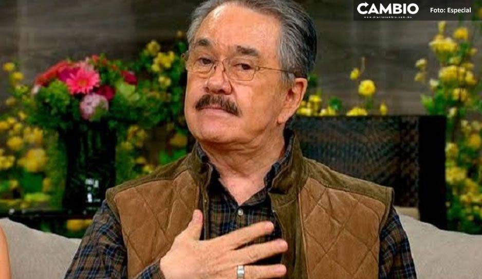 ¡Cállate los ojos! Pedrito Sola revela secreto de Ventaneando en Televisa