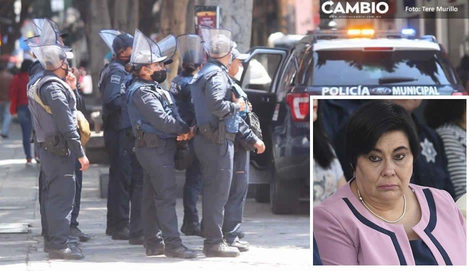 Ningún policía municipal tiene su evaluación de control de confianza actualizada: Lulú Rosales