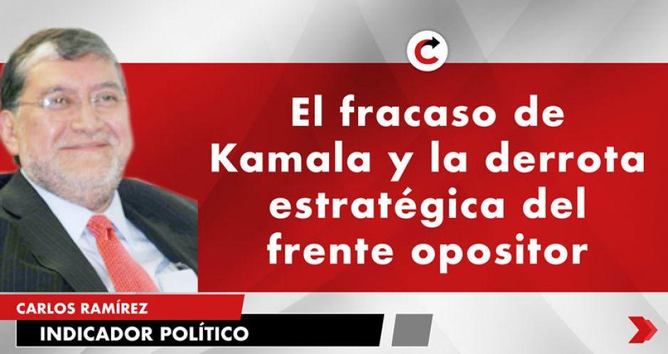 El fracaso de Kamala y la derrota estratégica del frente opositor