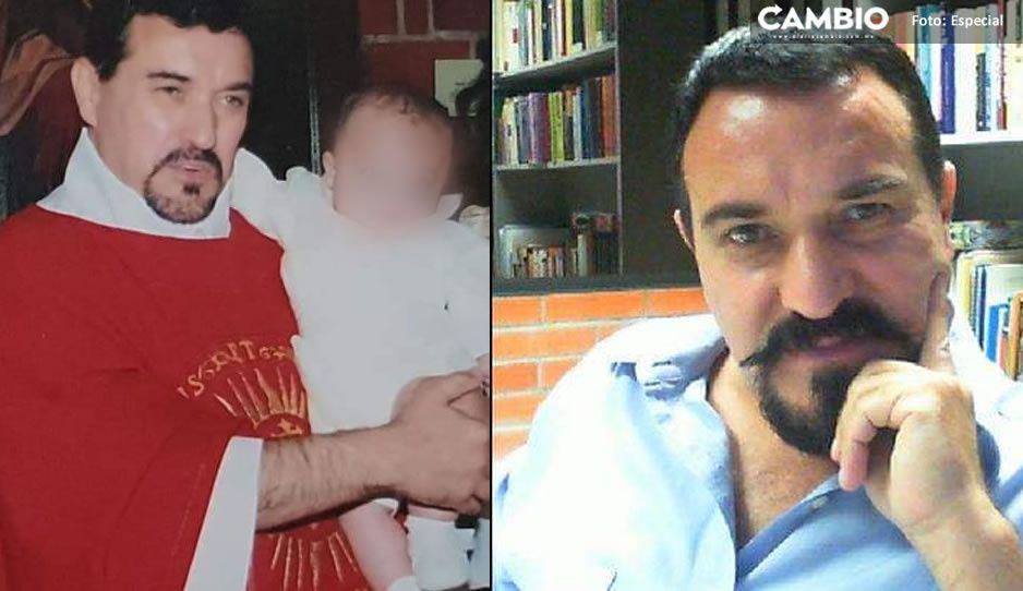 Perfil: El padre Felipe del Instituto Oriente ayudaba a los enfermos terminales, anoche falleció de Covid