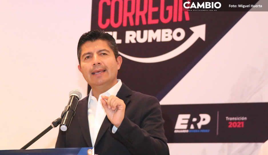 Lalo Rivera mantendrá en secreto a los integrantes de su gabinete hasta octubre (VIDEOS)