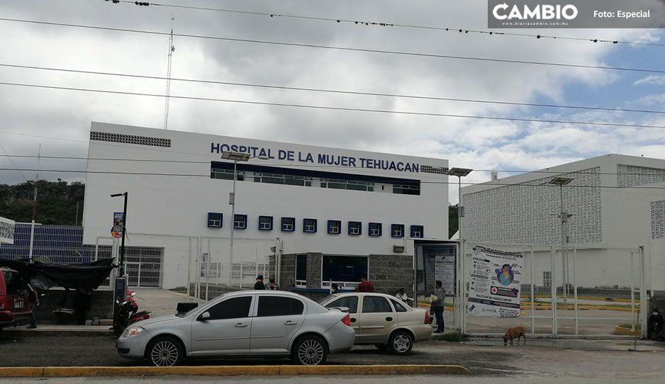 Embarazada 'golpeada' pierde a su bebito mientras la trasladaban a un Hospital en Tehuacán